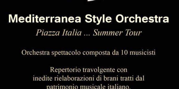 Mediterannean Style Orchestra