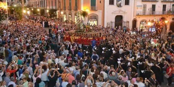 Festeggiamenti in onore di San Matteo – Salerno